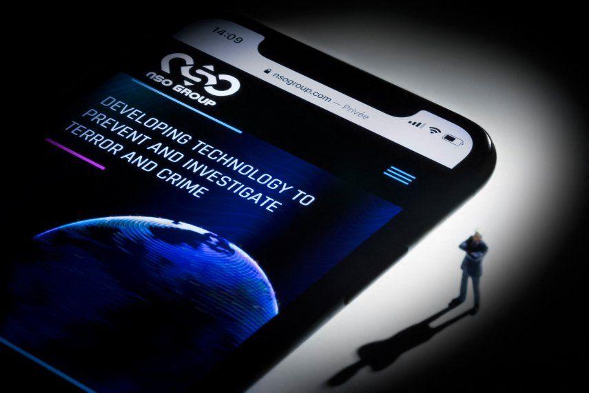 Pegasus puede hackear los teléfonos móviles sin que el usuario lo sepa