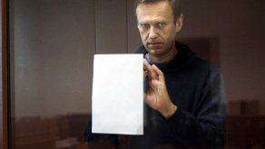 Kremlin rechaza pedido de corte europea de liberar a Navalny