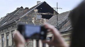 Sismo de 5.0 grados sacude Croacia y causa daños menores