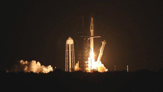Se trata de la segunda de las al menos seis misiones que SpaceX realizará a la EEI en razón de un contrato con la NASA.