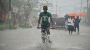 Tormenta tropical en Haití dejan 5 muertos y un desaparecido