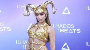 Anitta celebra virtualmente el Carnaval: Es el mejor momento para Brasil