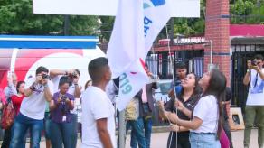 UP realiza jornada de inscripción de estudiantes como voluntarios de la JMJ