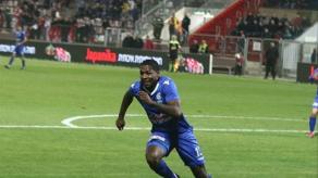 Armando Cooper marca su primer gol en Israel