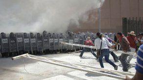 México: No había estudiantes en primeras fosas