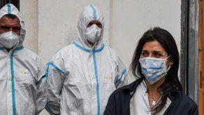 Un brazalete electrónico para salir del confinamiento en Italia