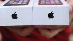 Apple registra primera caída de ganancia neta anual en 11 años