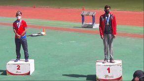 González se cuelga el oro en Centroamericano Mayor de Atletismo