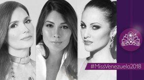 Exreinas dirigirán el Miss Venezuela tras escándalo
