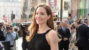 Angelina Jolie: Ayudar a los demás me hace feliz