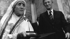 Hitos en la vida de la Madre Teresa