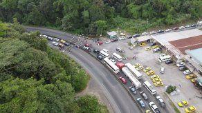 CCIAP insta a las autoridades y a taxistas a dialogar para evitar los cierres de vías