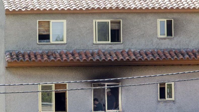 Ocho muertos en un incendio en una residencia de ancianos en España