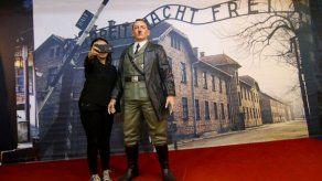 Museo de Indonesia retira instalación nazi por las críticas