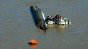Choque entre un buque argentino y otro paguayo deja desaparecidos