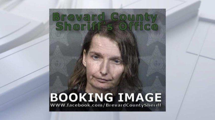 La detención de la mujer