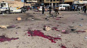 Suben a 28 los muertos en un doble ataque suicida en Bagdad
