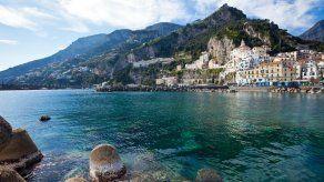 Conoce la Costa Amalfitana en Italia