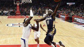 Davis anota 46 tantos y Pelicans derrotan a Clippers 121-117