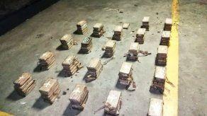 Incautan 111 paquetes de presunta droga en el Archipiélago de las Perlas