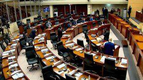 Asistencia en instalación de nuevo periodo en la Asamblea será mínima