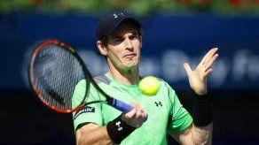 Andy Murray derrota sin problemas al portugués Sousa en Dubái