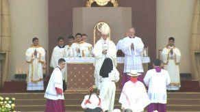 El papa recuerda en Trujillo las consecuencias de fenómenos como El Niño