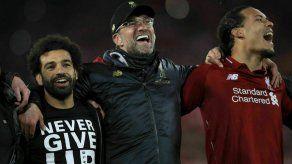 Mentalidad de gigantes: la clave de Liverpool