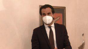 Gabriele Minniti, abogado de De Obarrio en Italia.