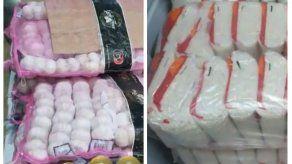 La mercancía está relacionada con una investigaciones por el delito de estafa.