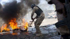 Haití: Protesta electoral se torna violenta en la capital
