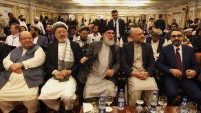 Los talibanes están satisfechos con el progreso de las negociaciones de paz