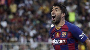 Luis Suárez se someterá a operación de rodilla
