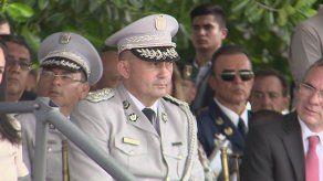 Cambio de mando en la Policía Nacional