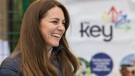 La duquesa de Cambridge rescata una blusa de hace diez años con un significado muy especial