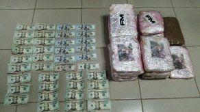 Aprehenden a una mujer con 20 paquetes de presunta droga en Chitré