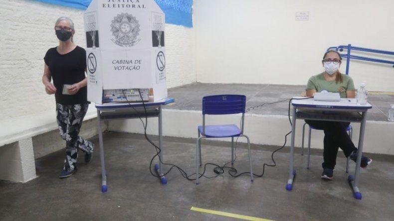 Brasil elige alcaldes en unas elecciones atípicas por la pandemia