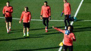 Partido de trámite para el Real Madrid