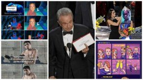 Error en los Premios Oscar
