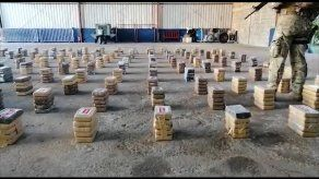 En la operación desarrollada en Punta Burica, provincia de Chiriquí, se logró aprehender a 3 extranjeros, y 707 paquetes de presunta sustancia ilícita.