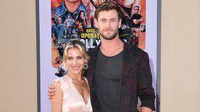 ¿Están en crisis Elsa Pataky y Chris Hemsworth?