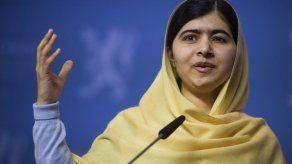 Malala se ve como primera ministra dentro de 20 años