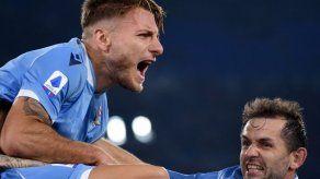 Lukaku se acerca a Immobile en los goleadores de la Serie A