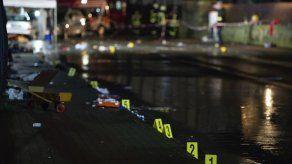Alemania: 35 personas hospitalizadas tras atropello masivo