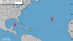 Se forma tormenta Theta en el Atlántico