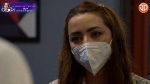 ENFERMERAS | El Dr. Garnica le dice a Helena que pasará a teletrabajo
