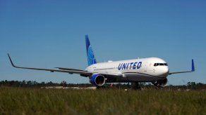 United Airlines reanudará los vuelos del Boeing 737 MAX en marzo