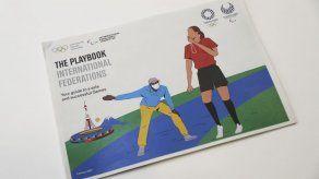 Tokio y COI presentan primer manual para los Juegos de Tokio