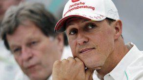 Montezemolo: Situación de Schumacher no es tan buena