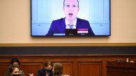 Mark Zuckerberg y la vicepresidenta de la Comisión Europea, responsable de la política de Competencia, Margrethe Vestager, mantuvieron este martes una videoconferencia.
